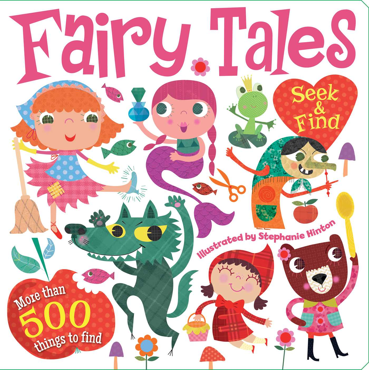 Fairy tales 9781499880755 hr