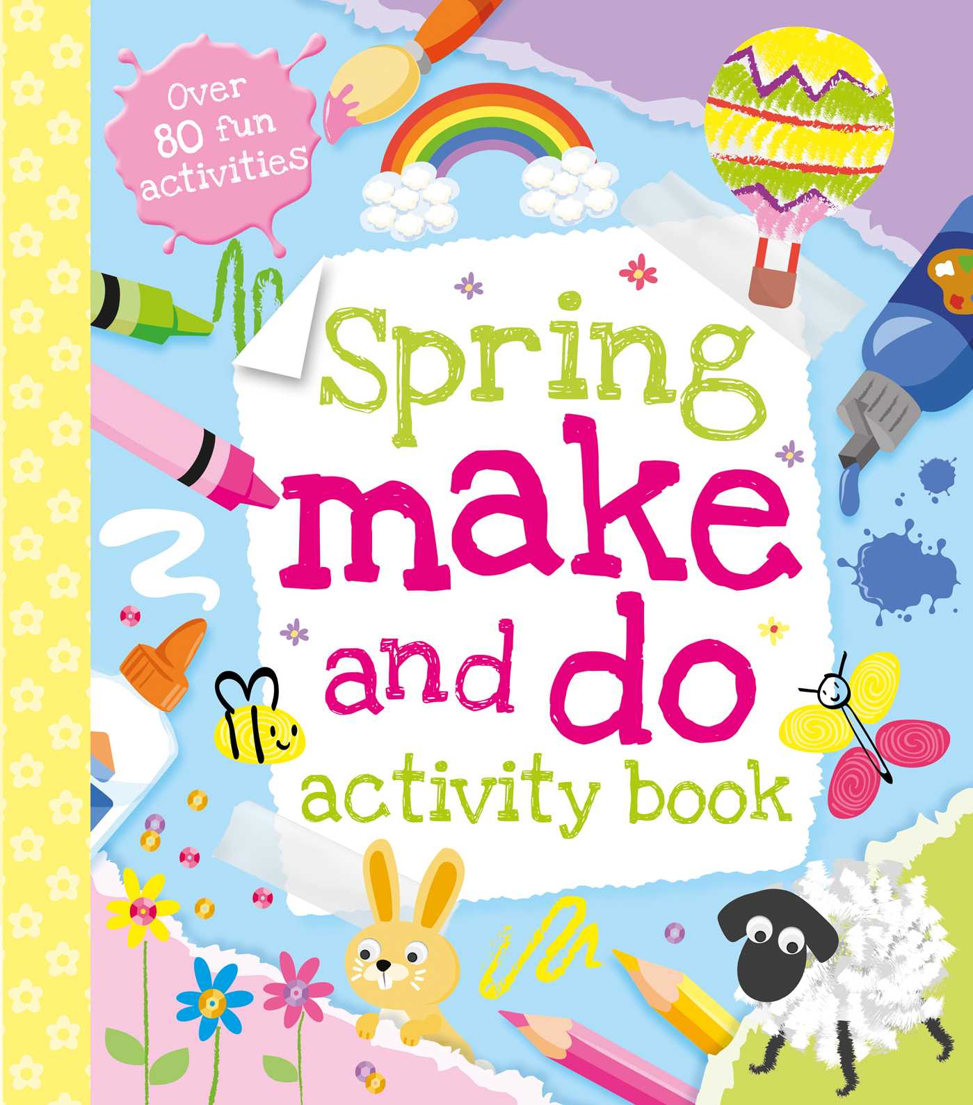 Spring make and do activity book 9781499880830 hr