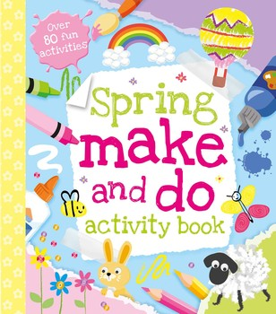 Spring Make and Do Activity Book