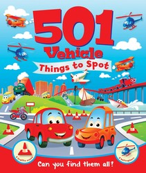 501 Vehicle Things to Spot