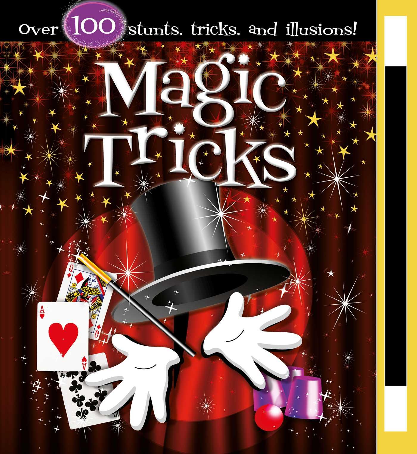 Magic Tricks Book