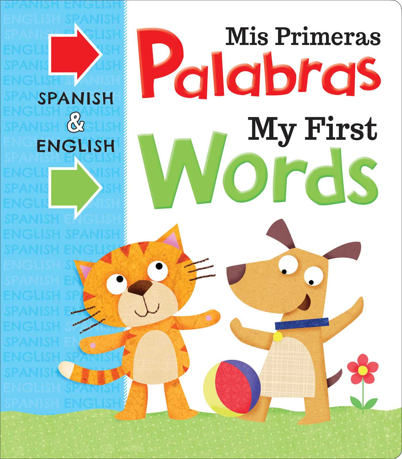 Mis primeras palabras my first words 9781499881455 hr