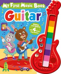 My First Music Book: Guitar (Sound Book)