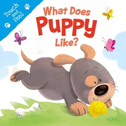 What Does Puppy Like (Touch & Feel)