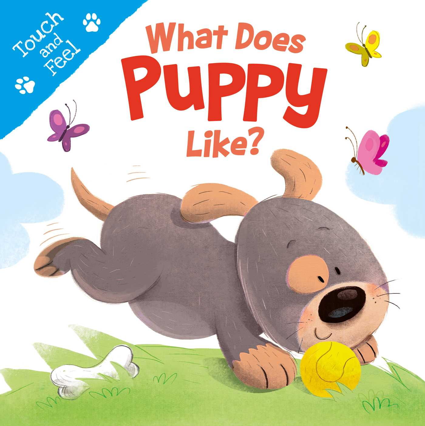 What does puppy like 9781499882346 hr