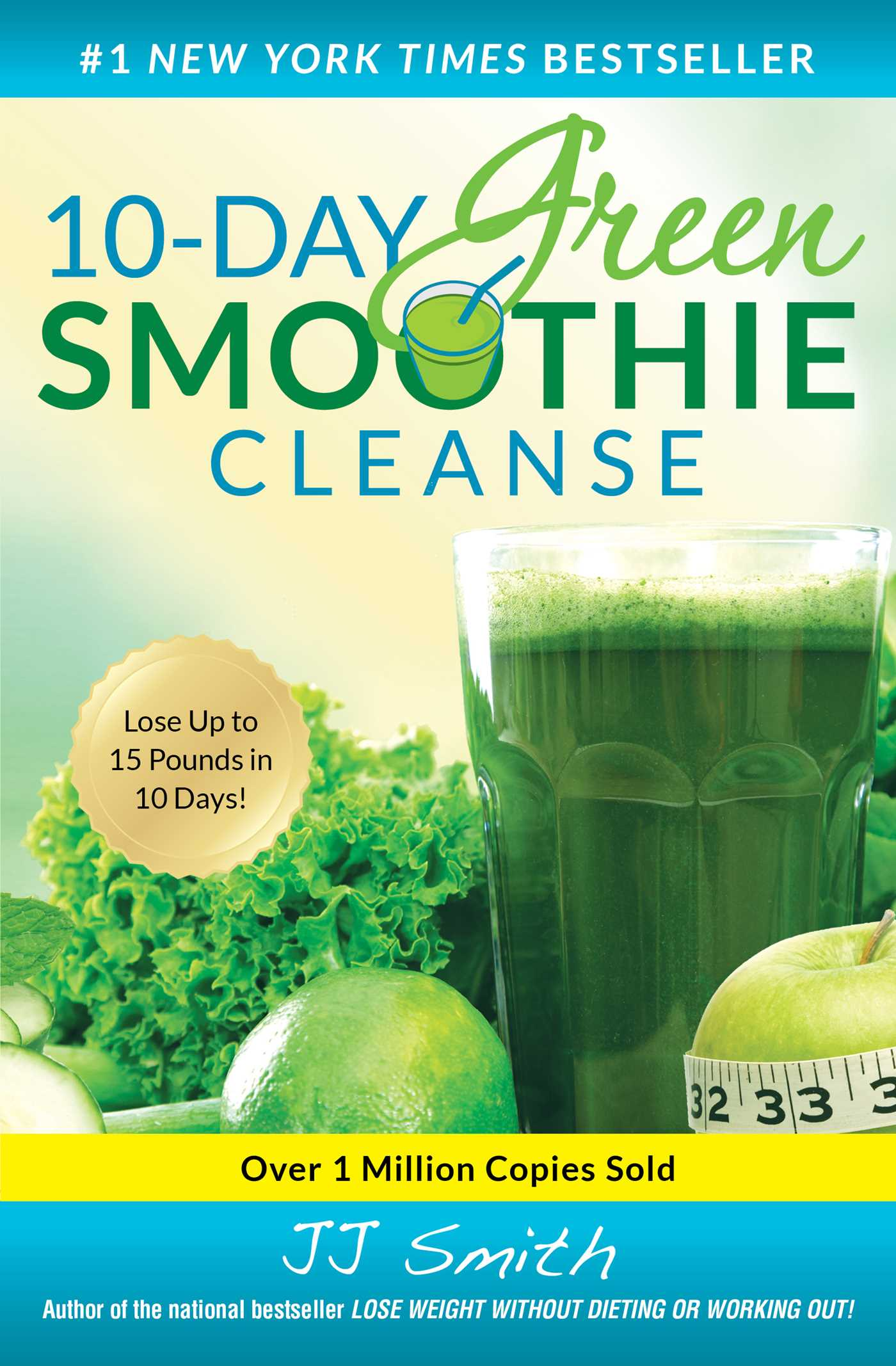 10 day green smoothie cleanse 9781501100109 hr ...
