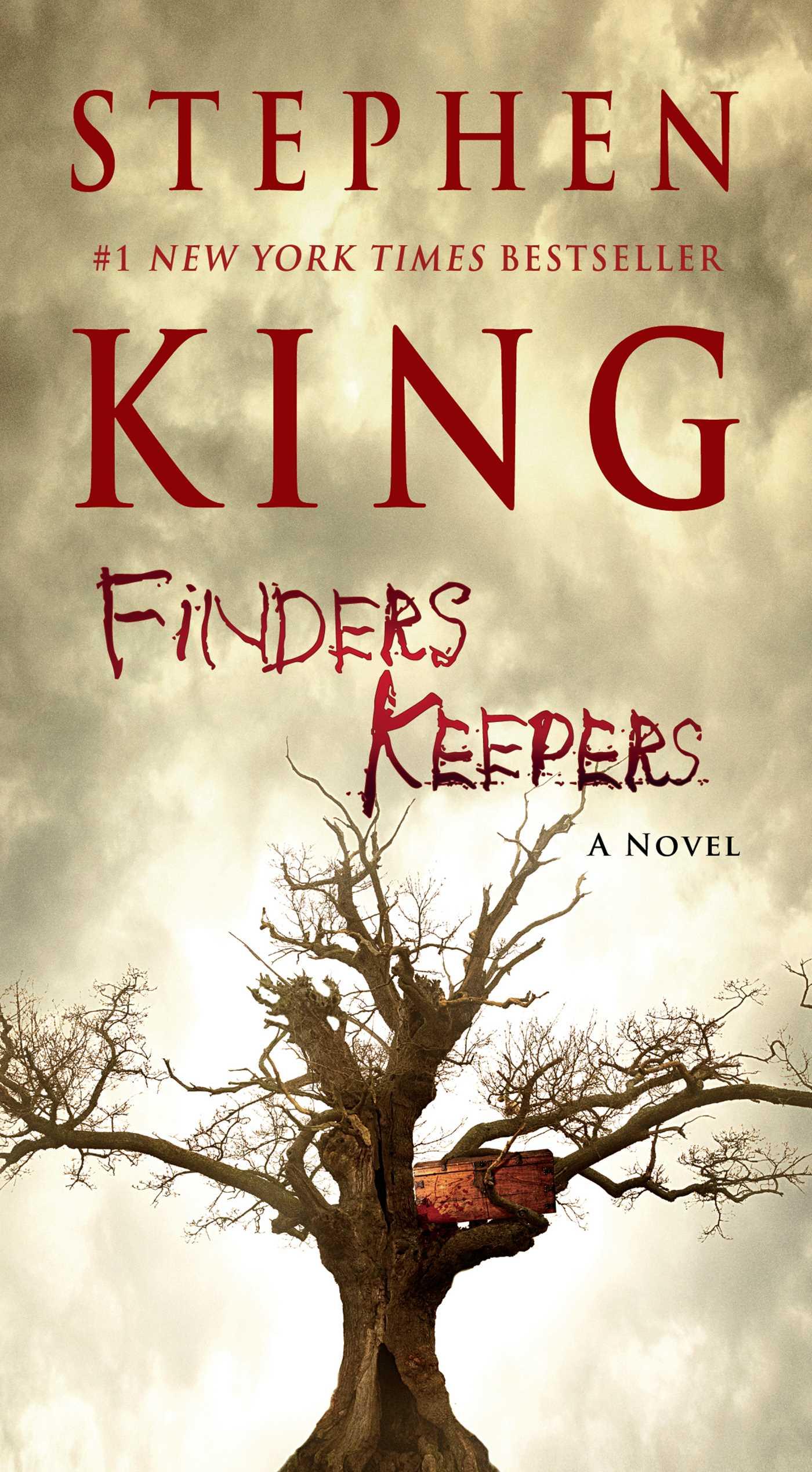 Finders keepers 9781501100123 hr