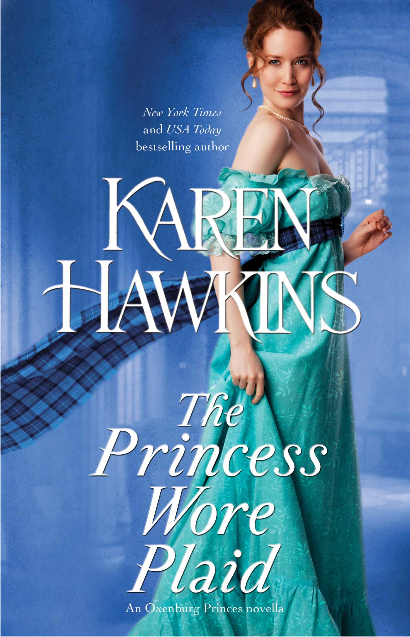 Princess Wore Plaid book cover