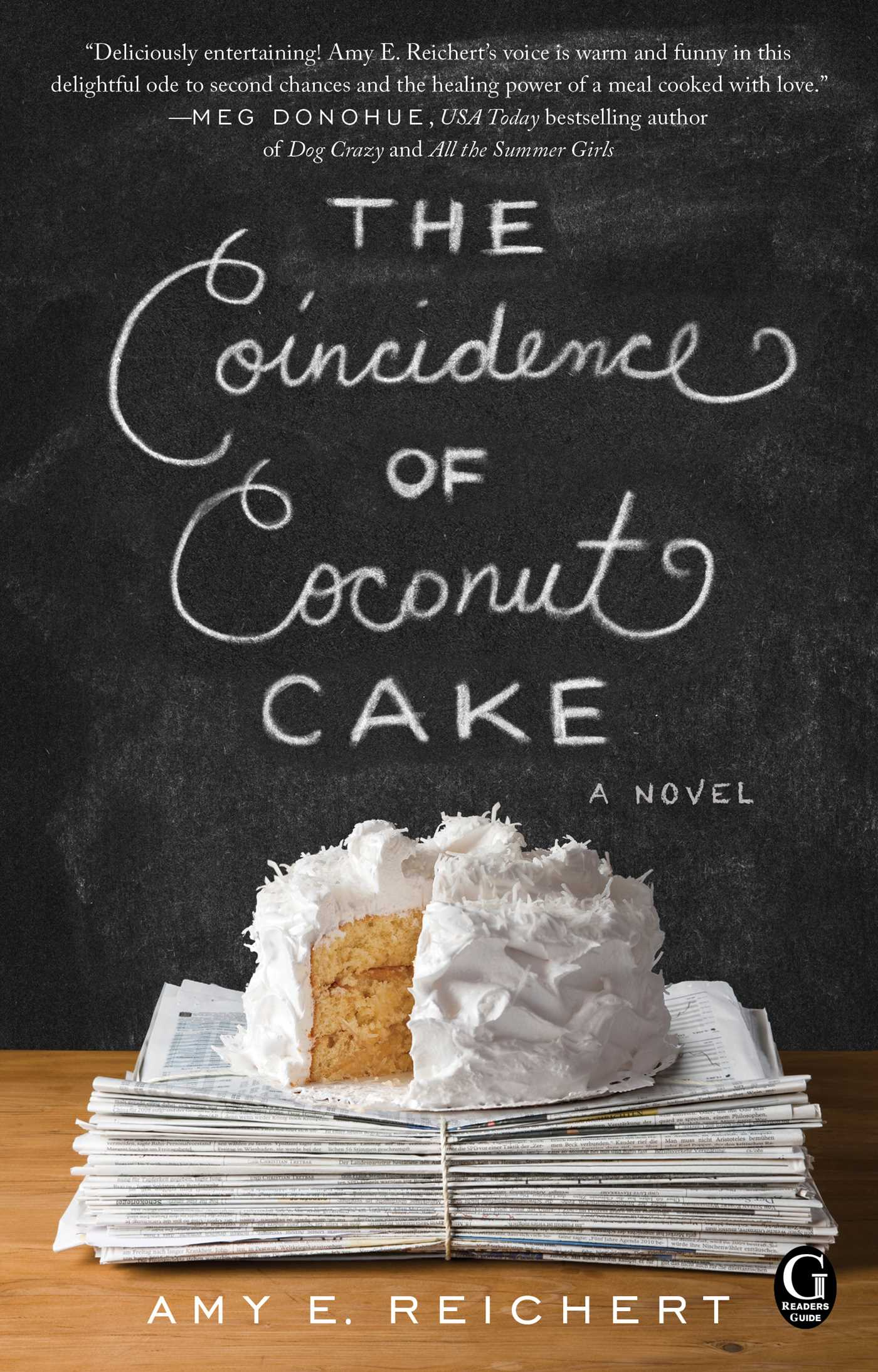The coincidence of coconut cake 9781501100710 hr