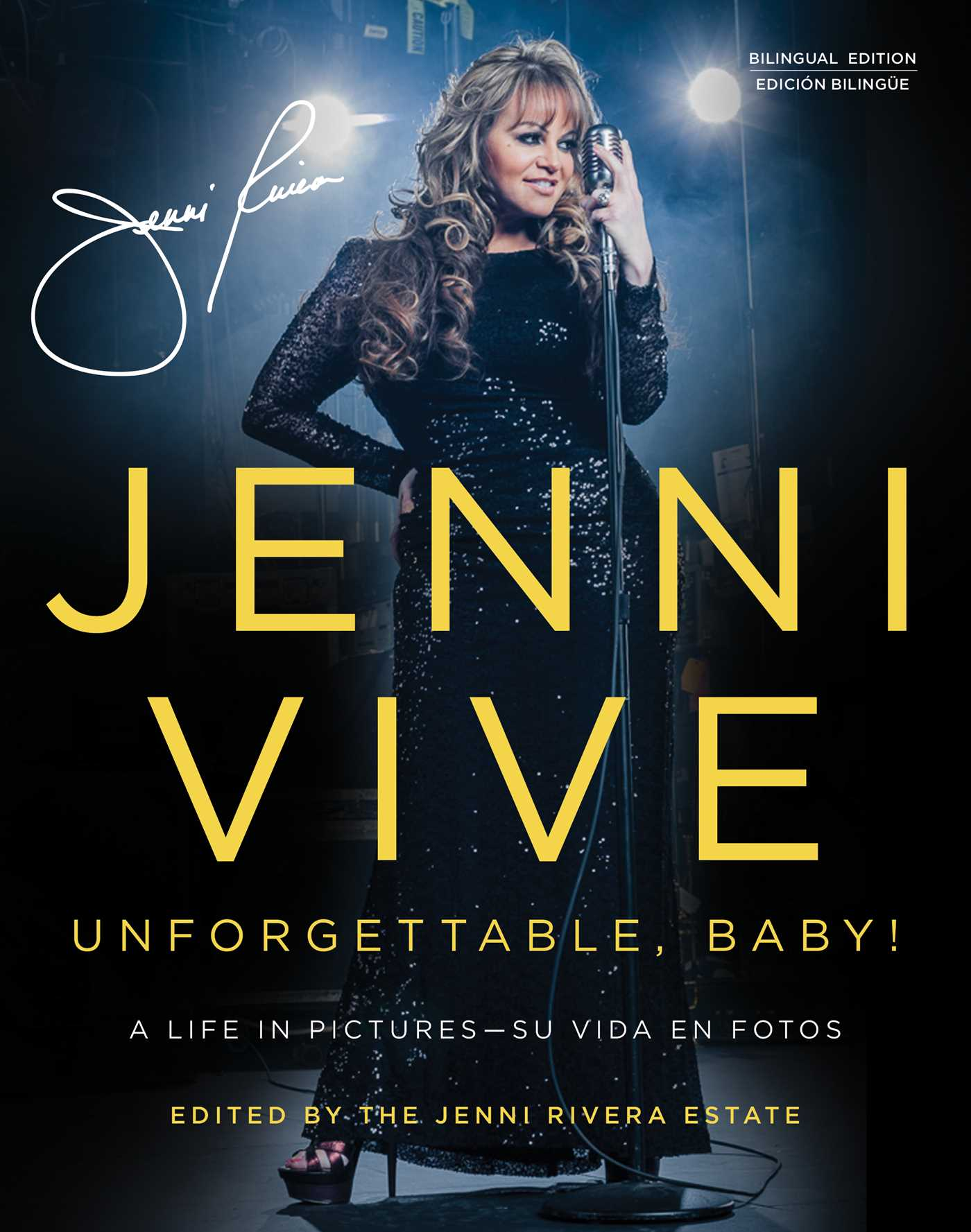 Jenni vive unforgettable baby bilingual edition 9781501101328 hr