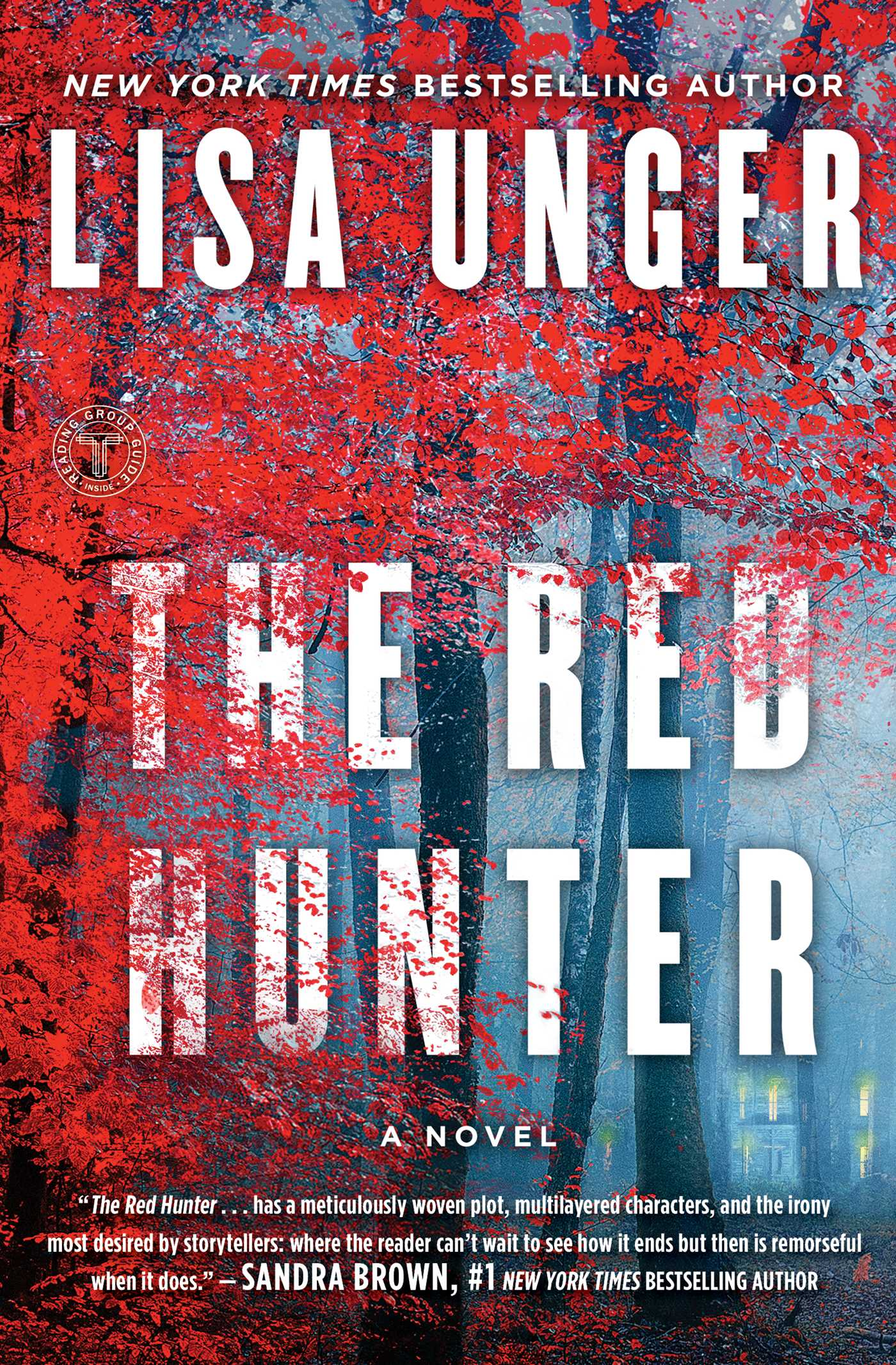 The red hunter 9781501101687 hr