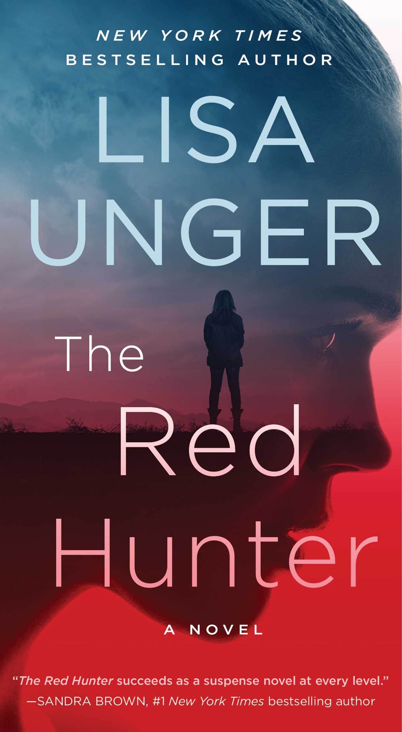 The red hunter 9781501101694 hr