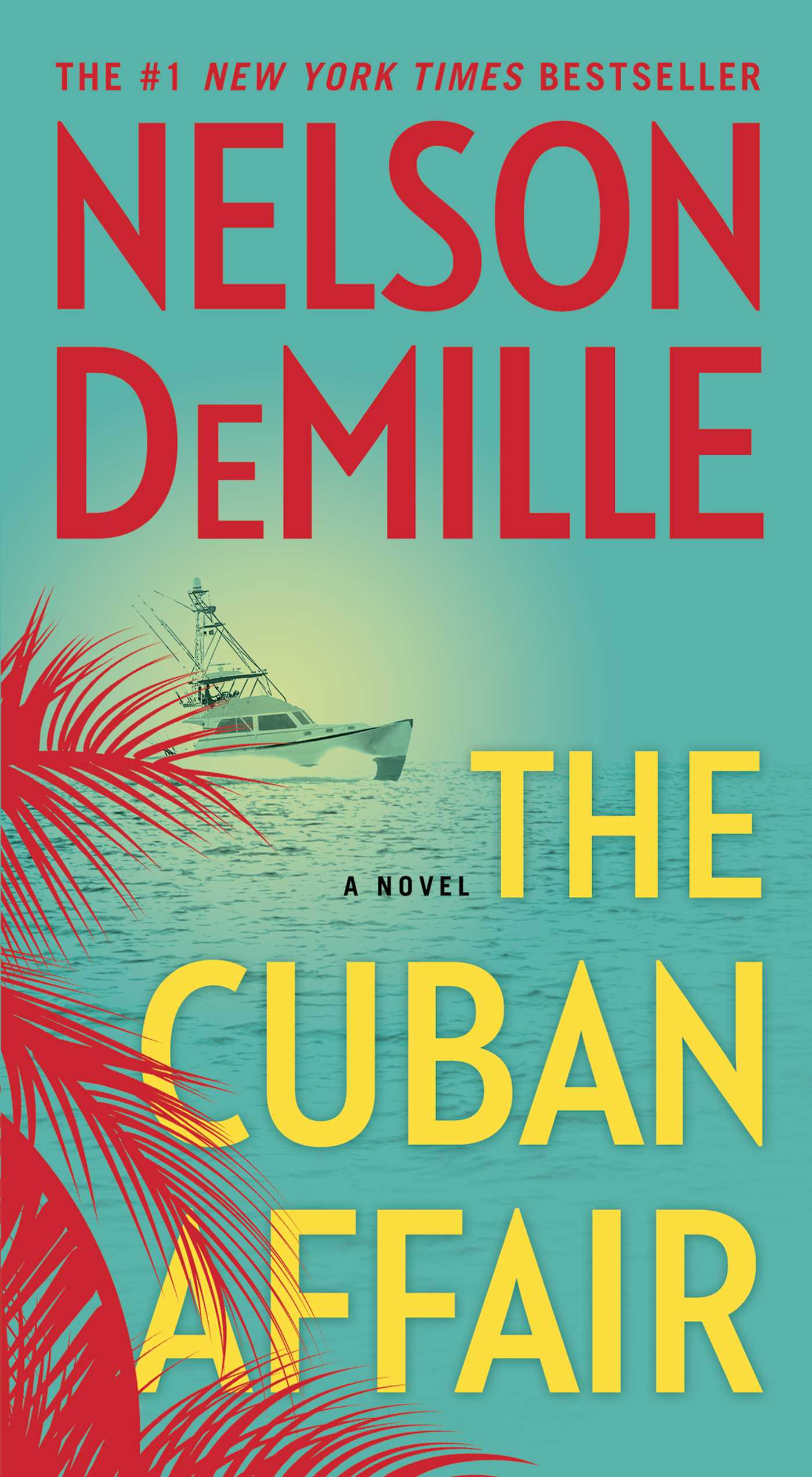 Book Cover Image (jpg): The Cuban Affair
