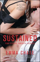 Sustained book cover