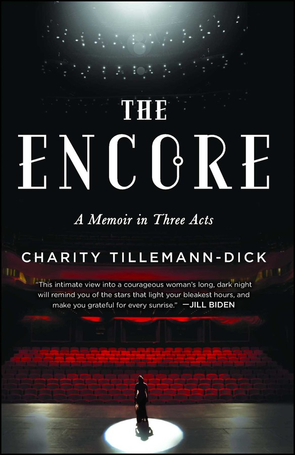 The Encore Book By Charity Tillemann Dick Official Publisher