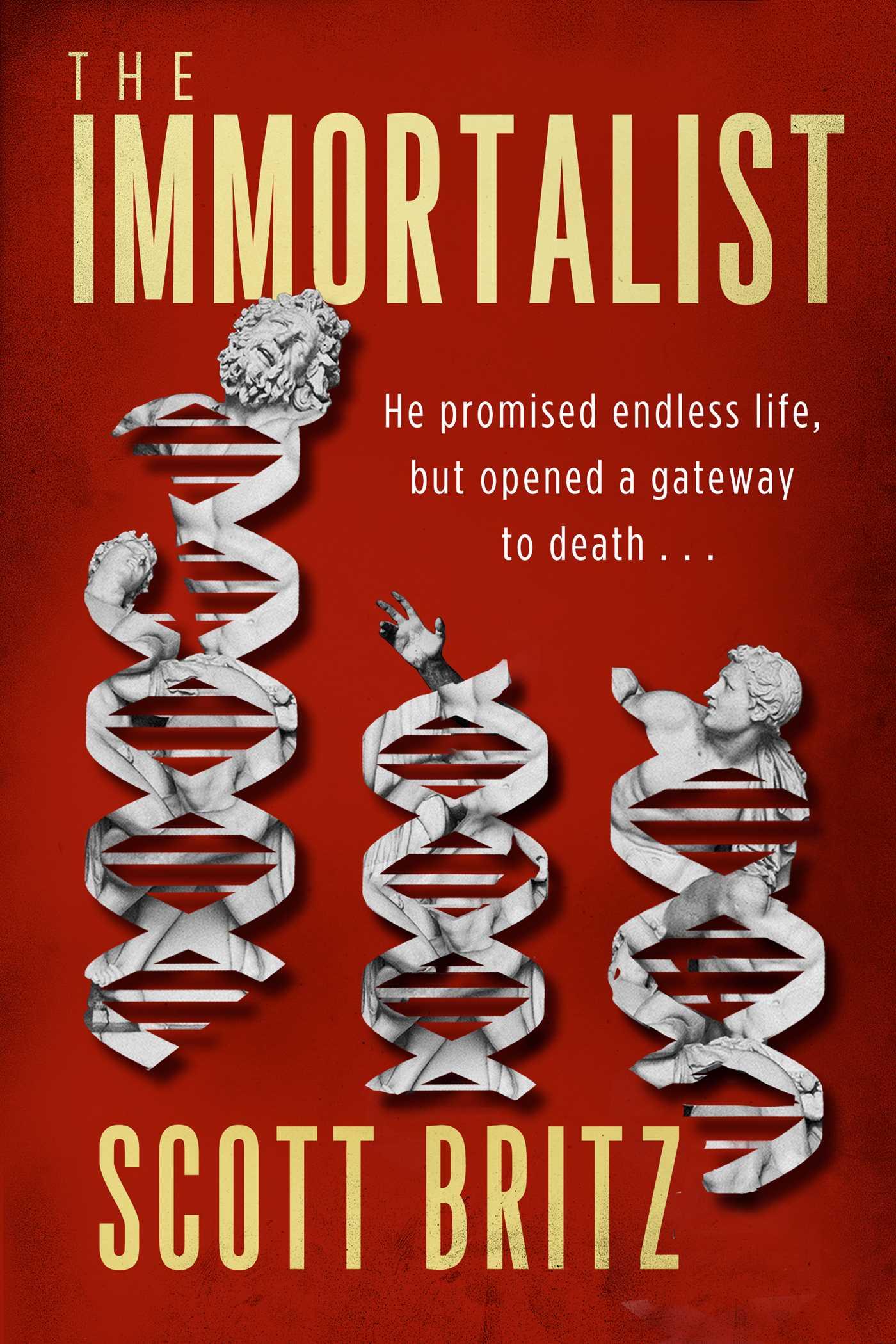 The immortalist 9781501102363 hr