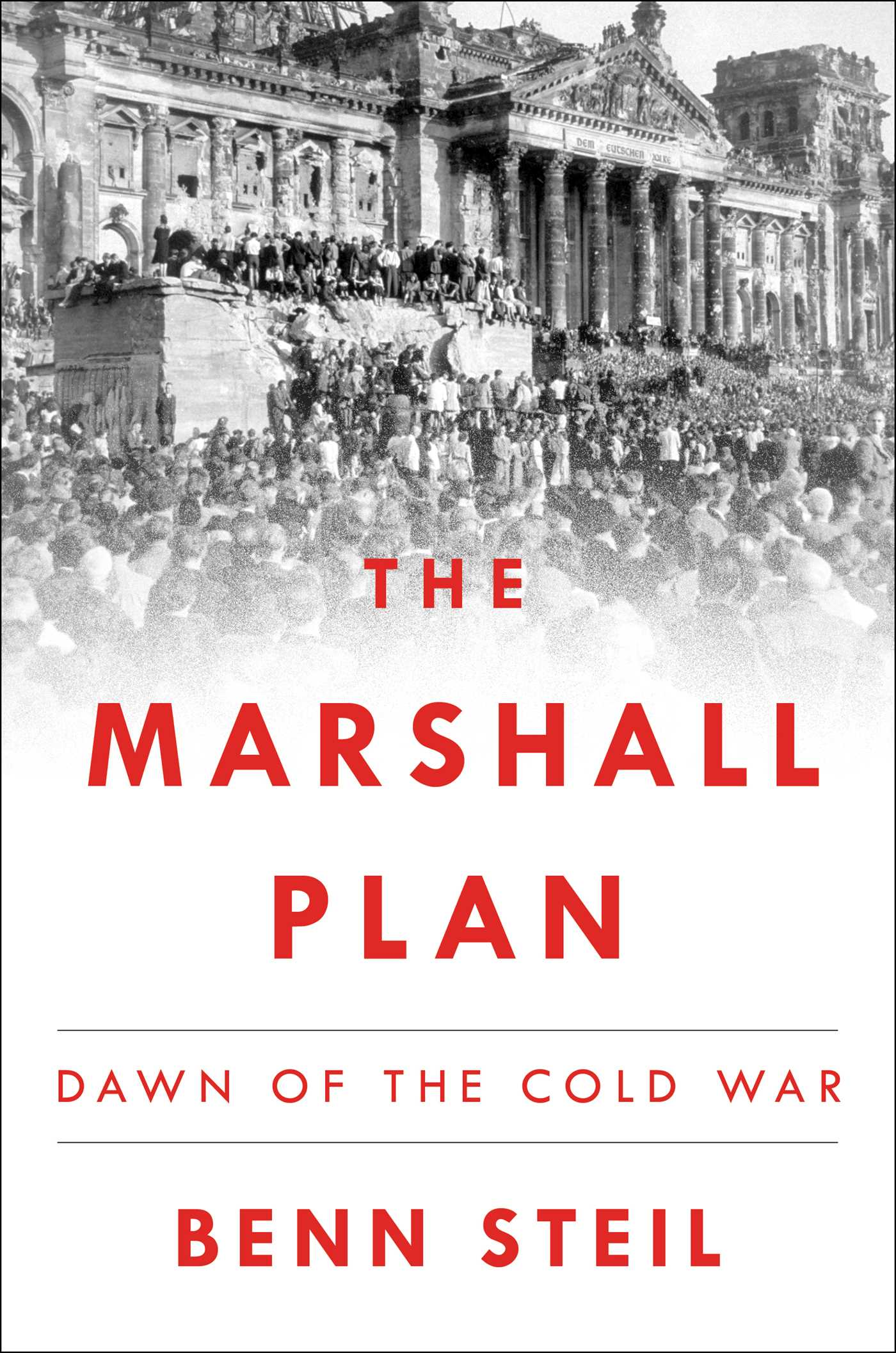 The marshall plan 9781501102370 hr