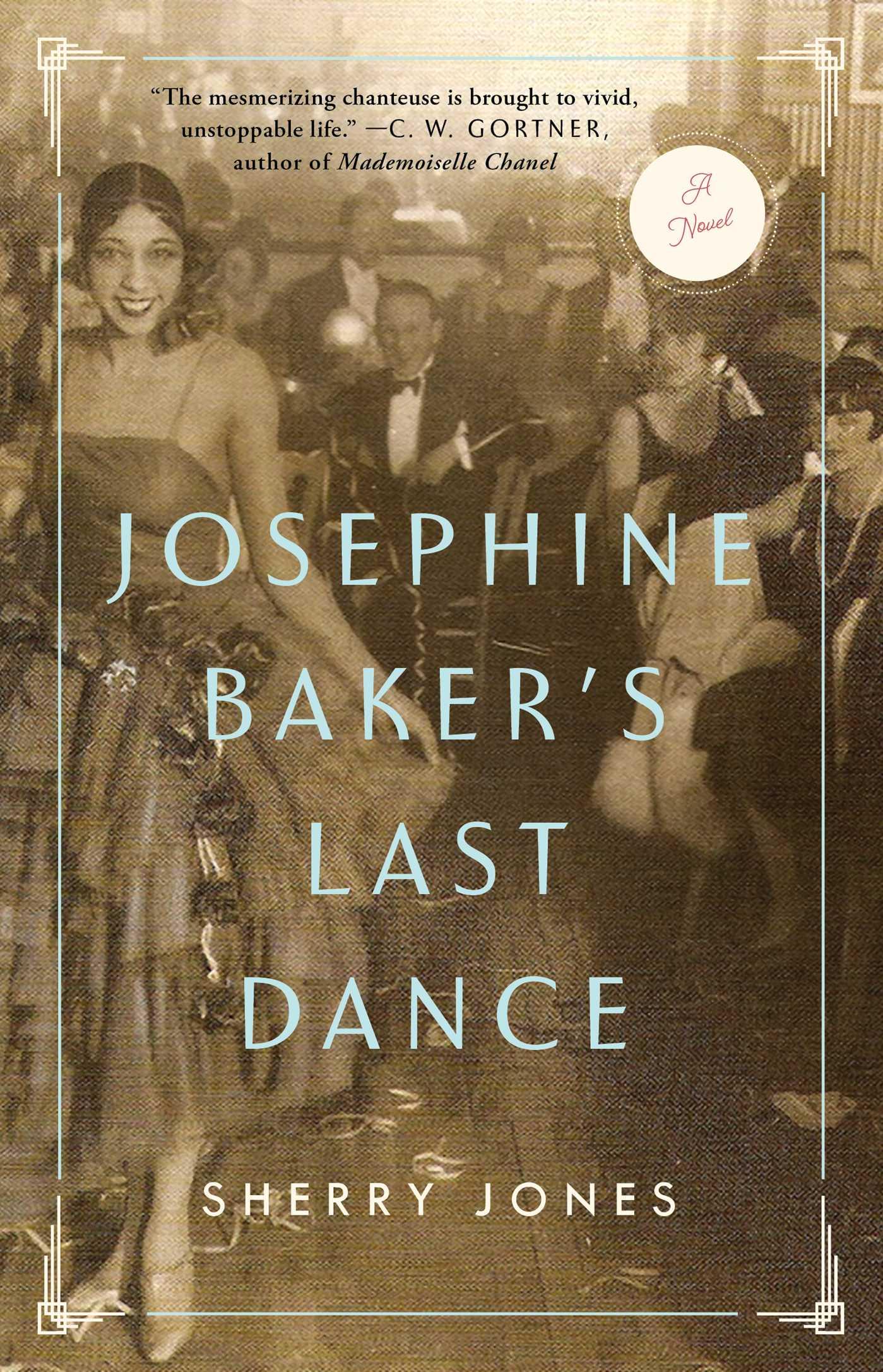 Josephine bakers last dance 9781501102448 hr