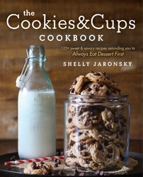 Cookies & Cups Cookbook book cover