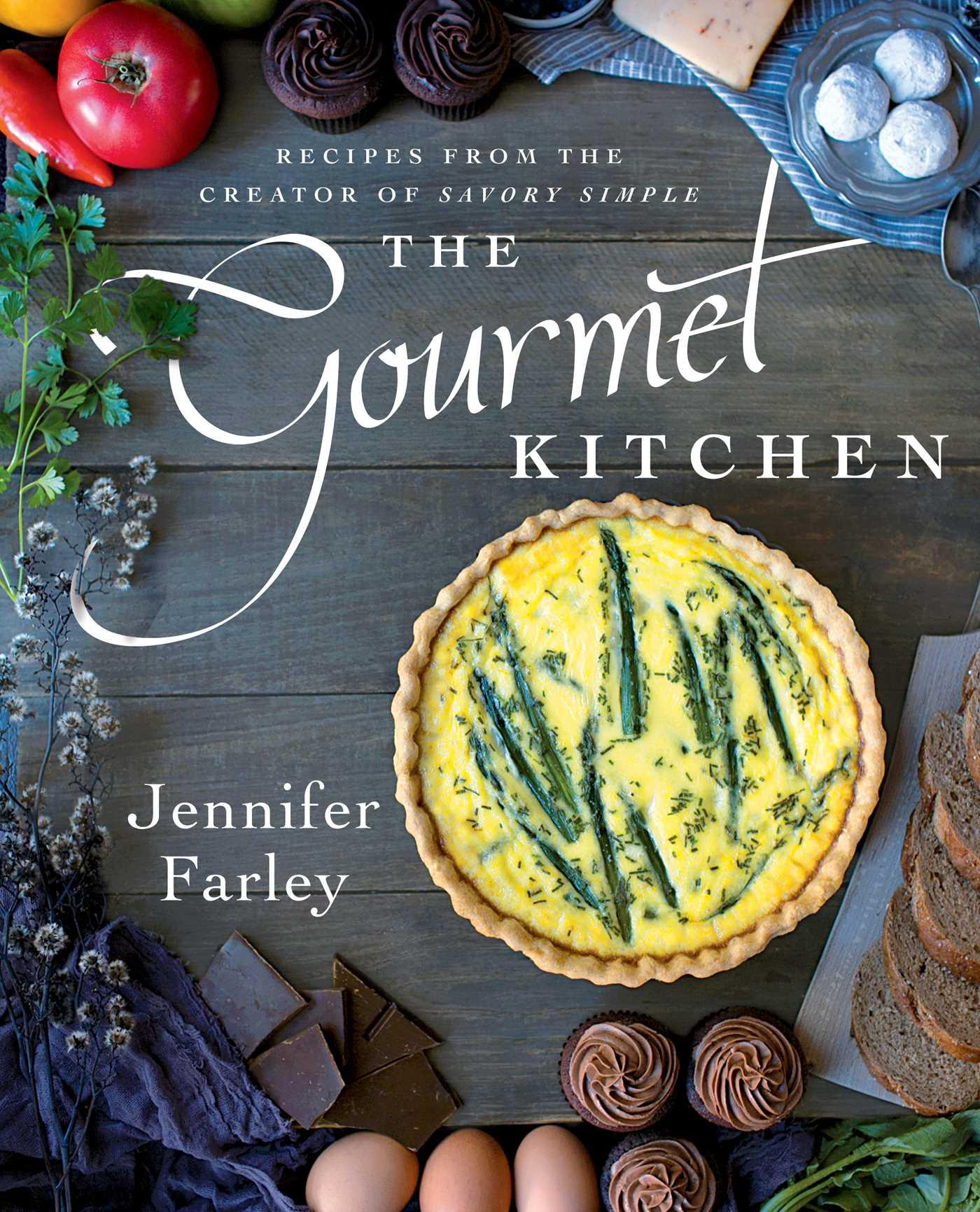 The gourmet kitchen 9781501102585 hr