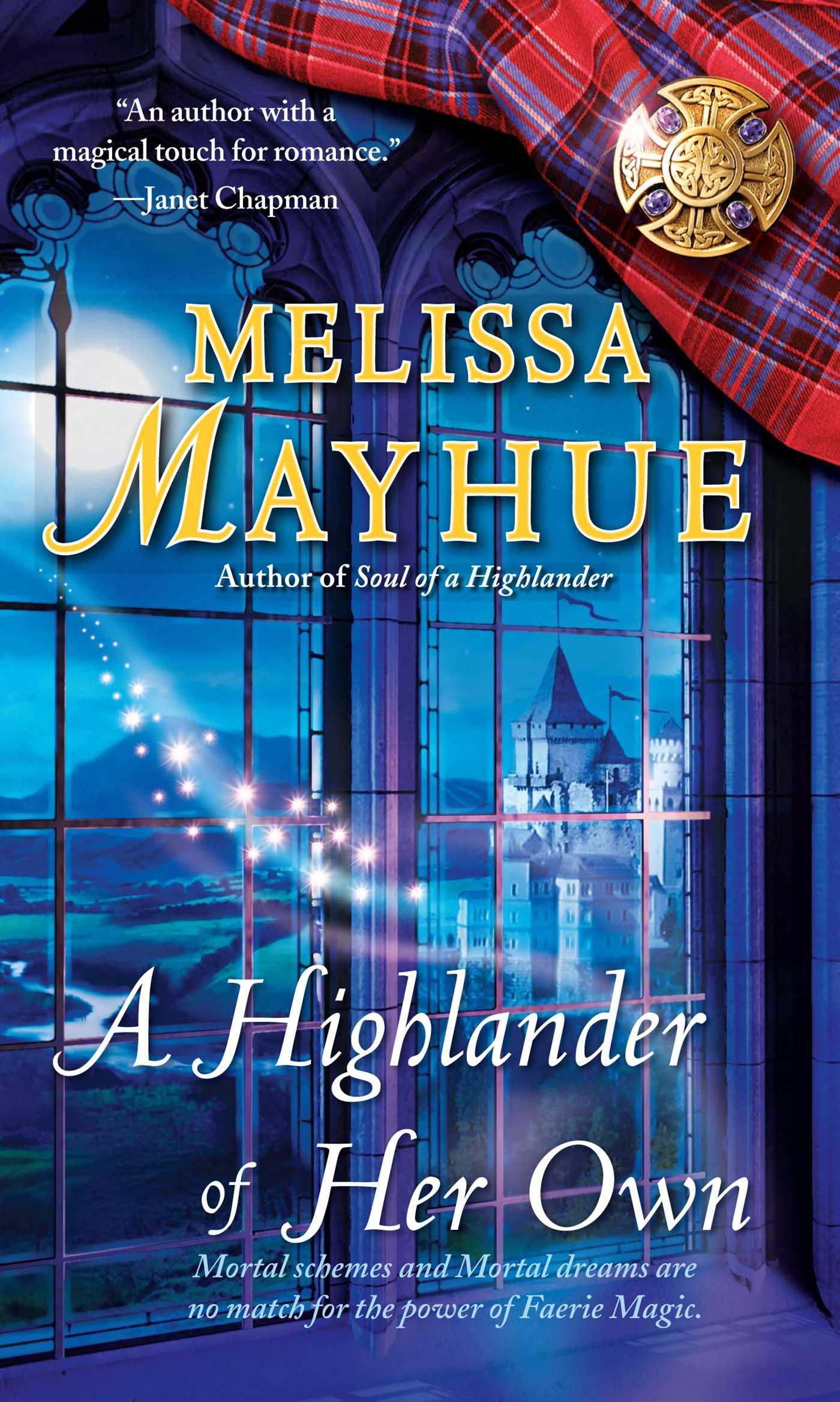 Highlander of her own 9781501102691 hr