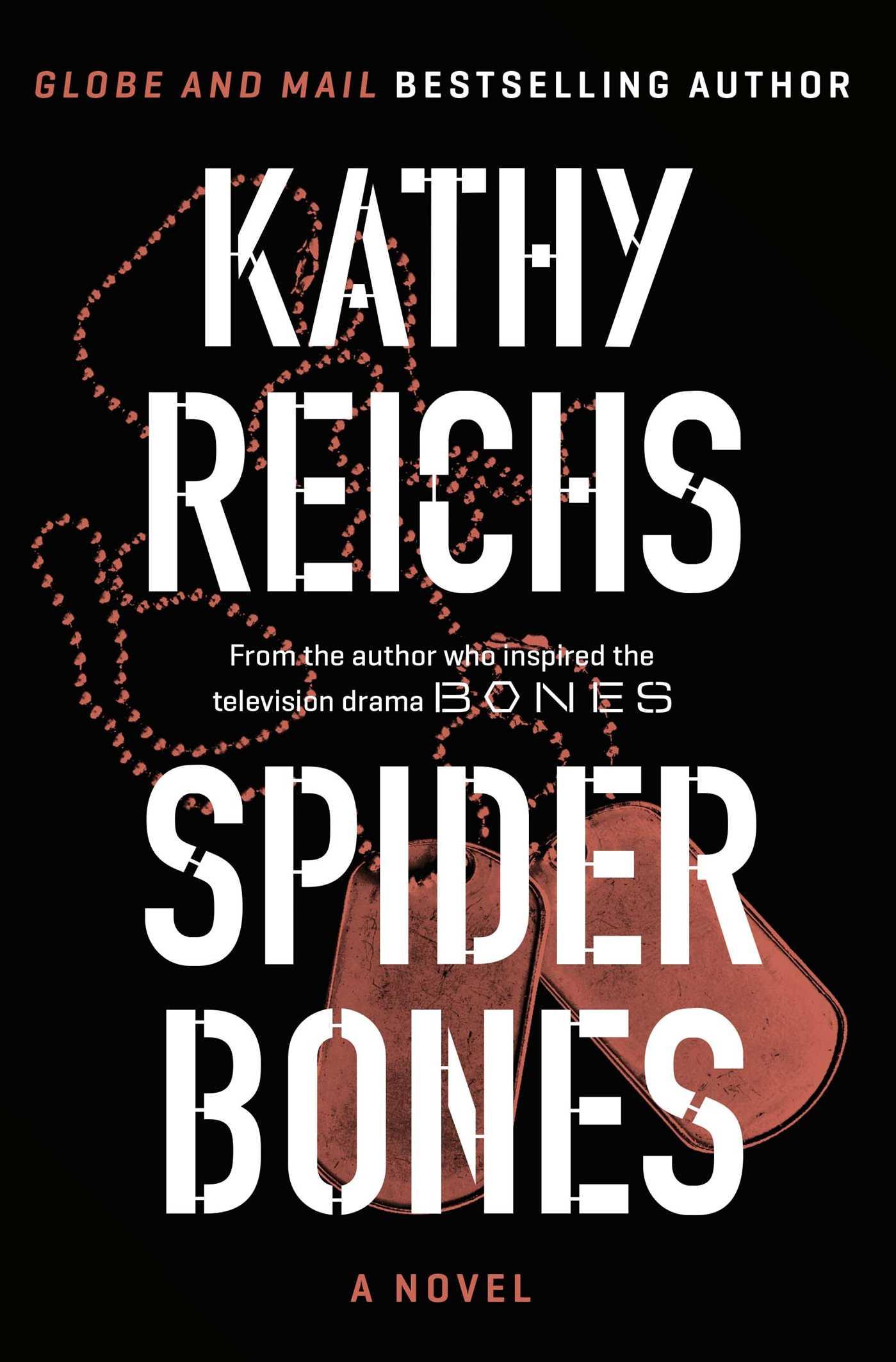 Spider bones 9781501102769 hr