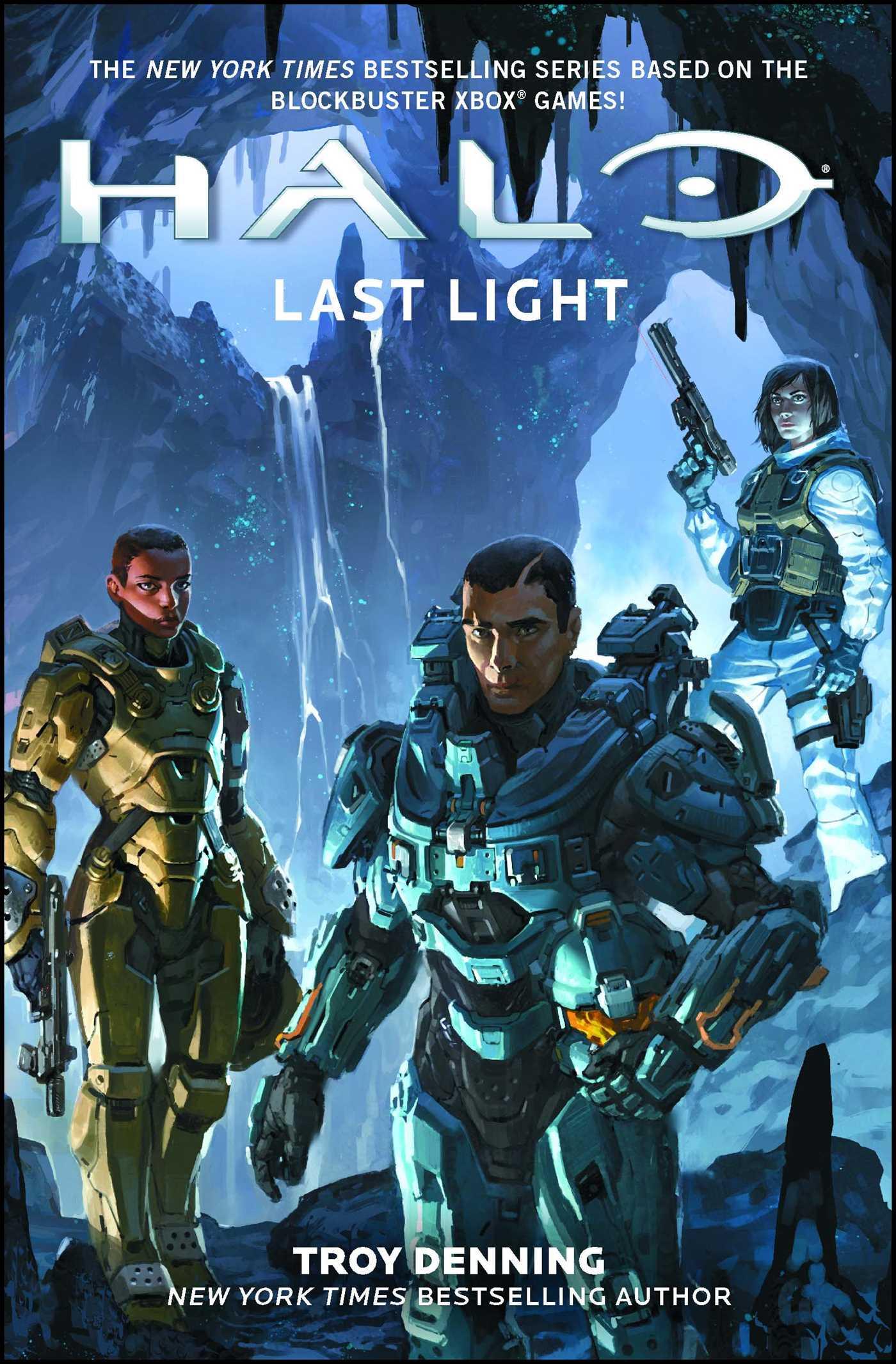 Halo last light 9781501103360 hr