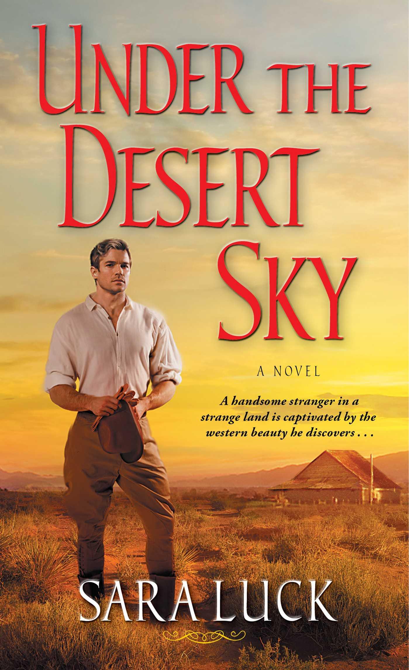 Under the desert sky 9781501103551 hr