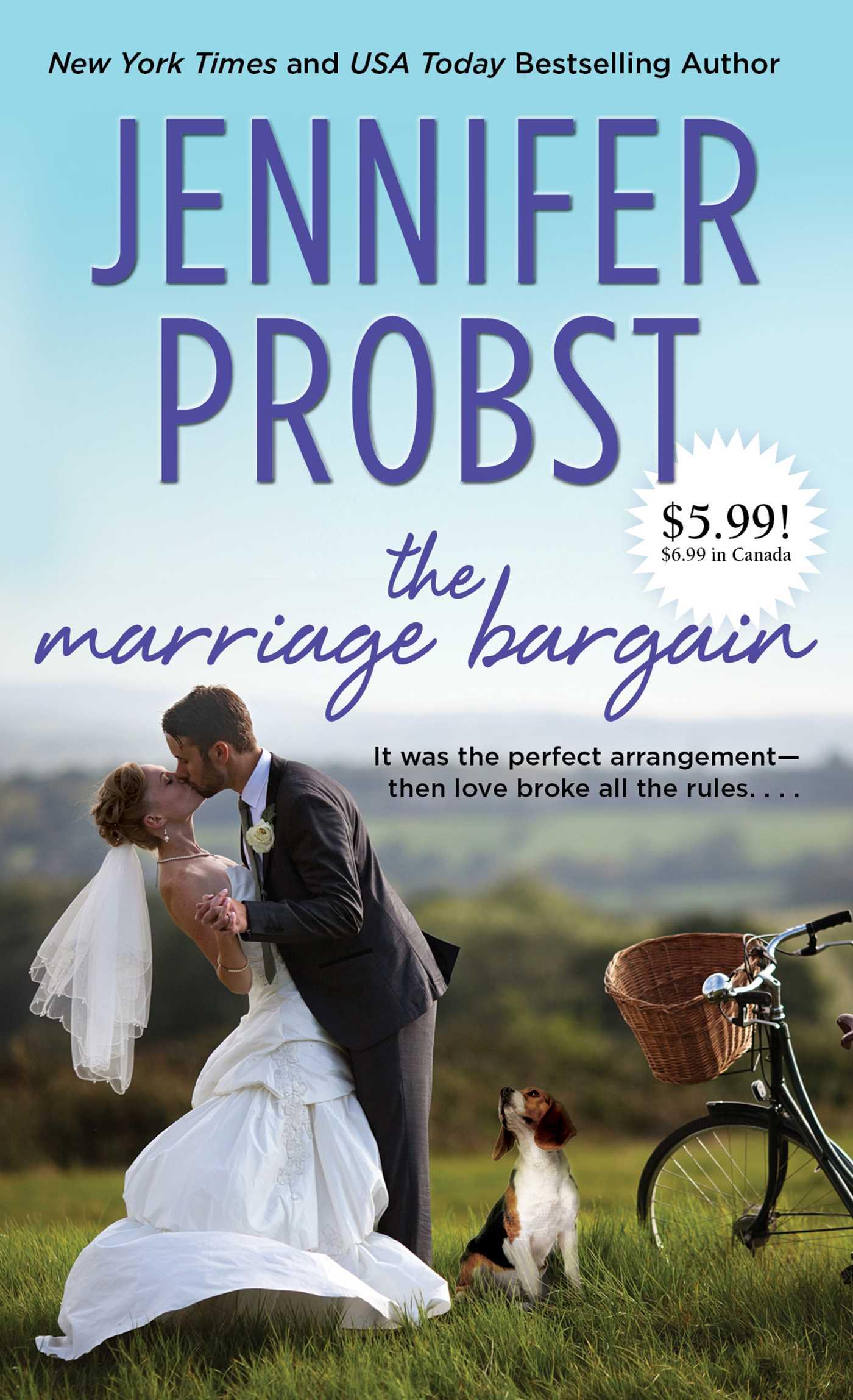 Jennifer Probst book cover