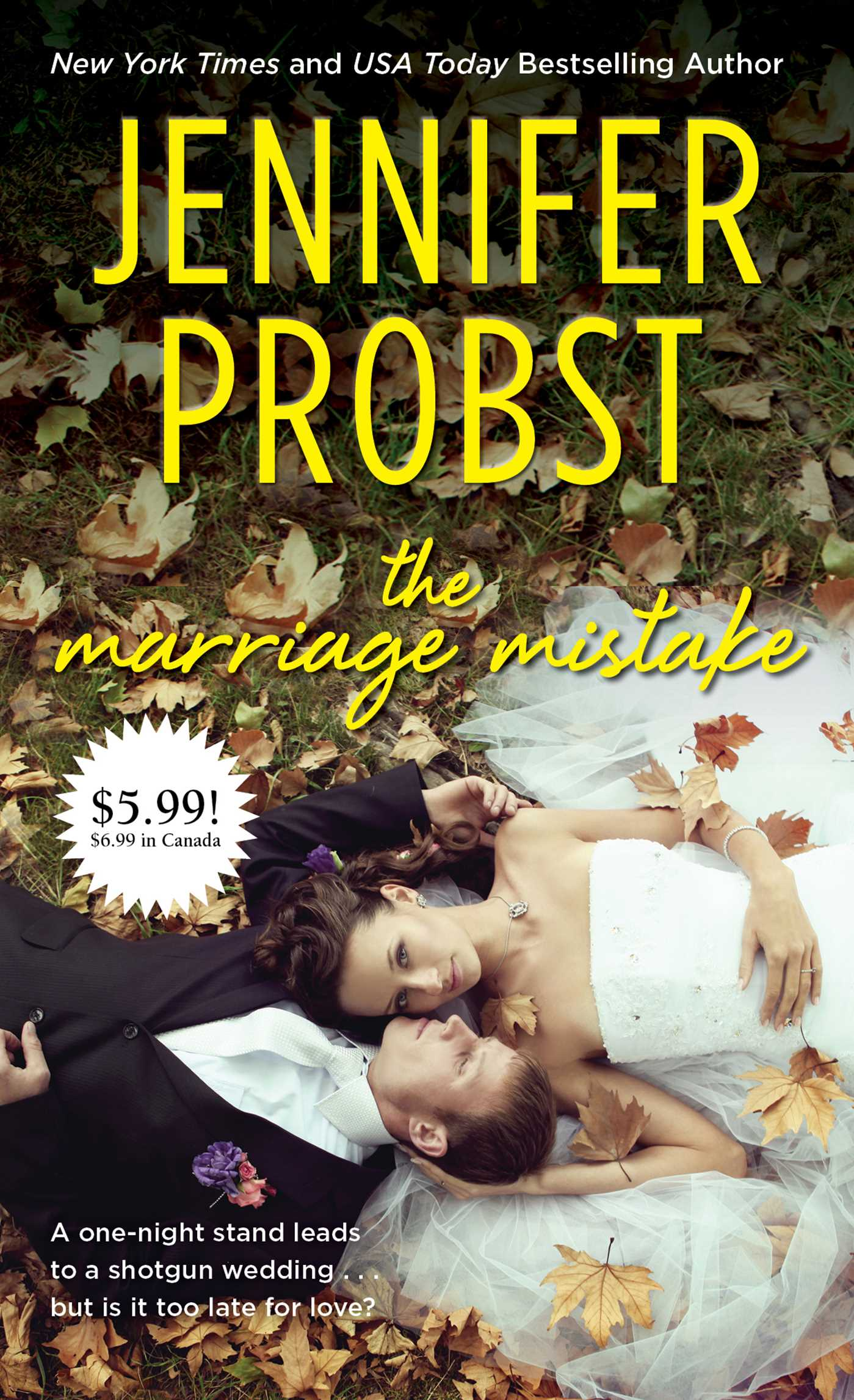 THE MARRIAGE MISTAKE EBOOK