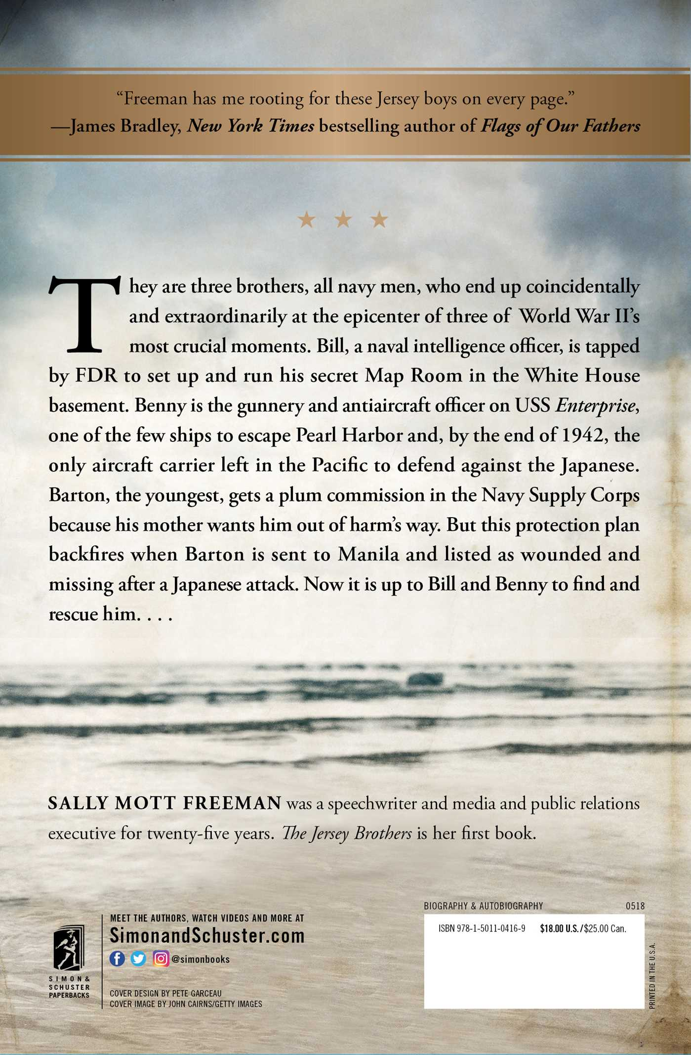 The Jersey Brothers | Book by Sally Mott Freeman | Official