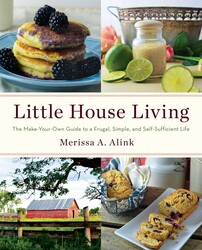 Little House Living book cover
