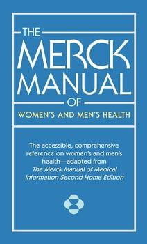 The Merck Manual of Women's and Men's Health