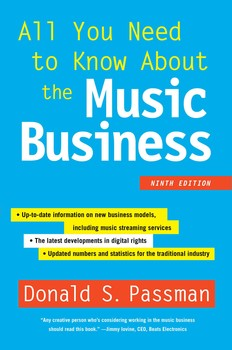 All You Need To Know About The Music Business Book By Donald S