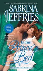 In the Prince's Bed book cover