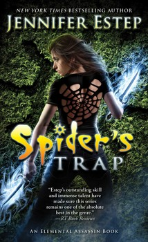 Jennifer Estep book cover