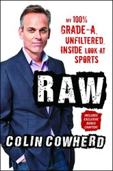 Raw book cover