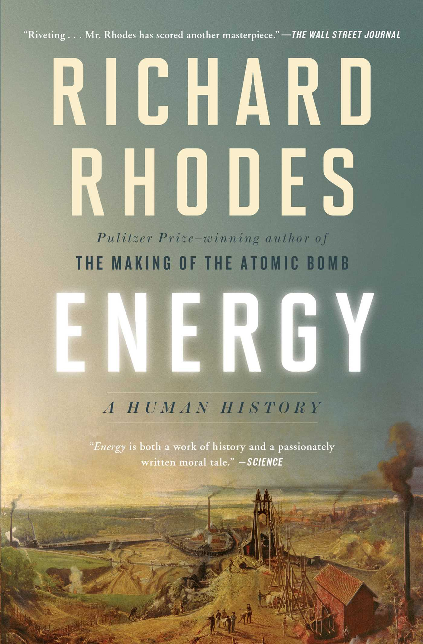 Energy | Book by Richard Rhodes | Official Publisher Page