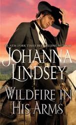 Johanna Lindsey book cover