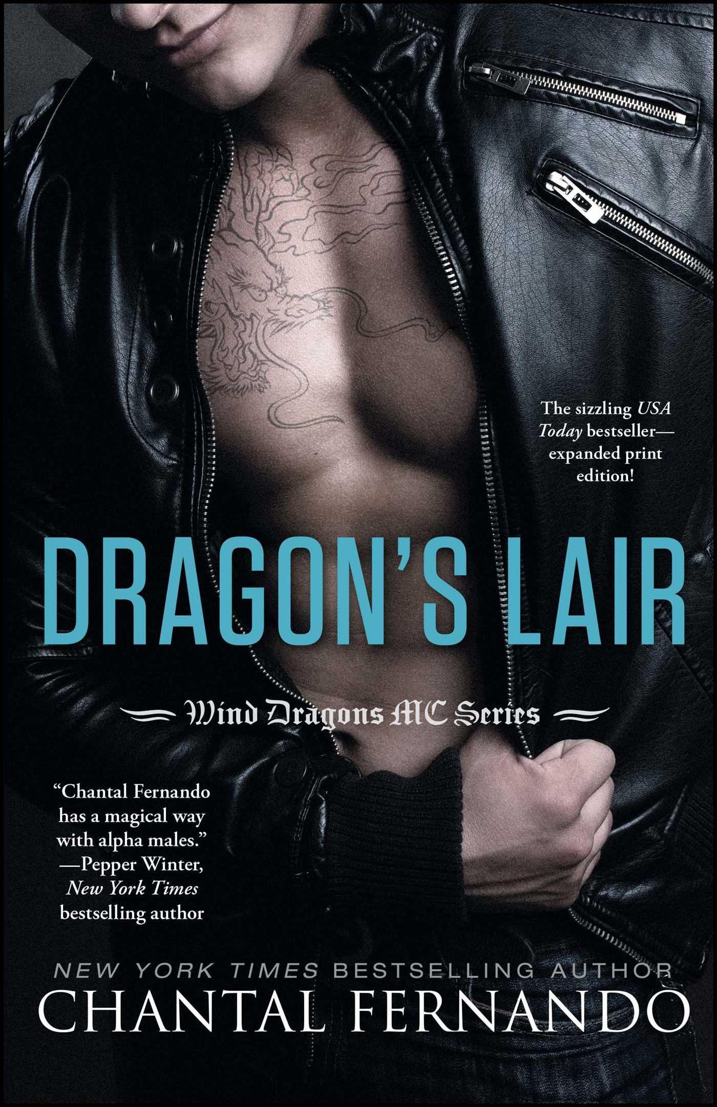 Dragons Lair Wind Dragons Mc 1 By Chantal Fernando