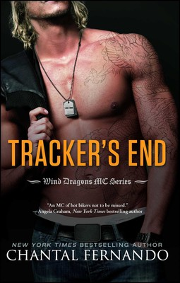 Tracker's End book cover