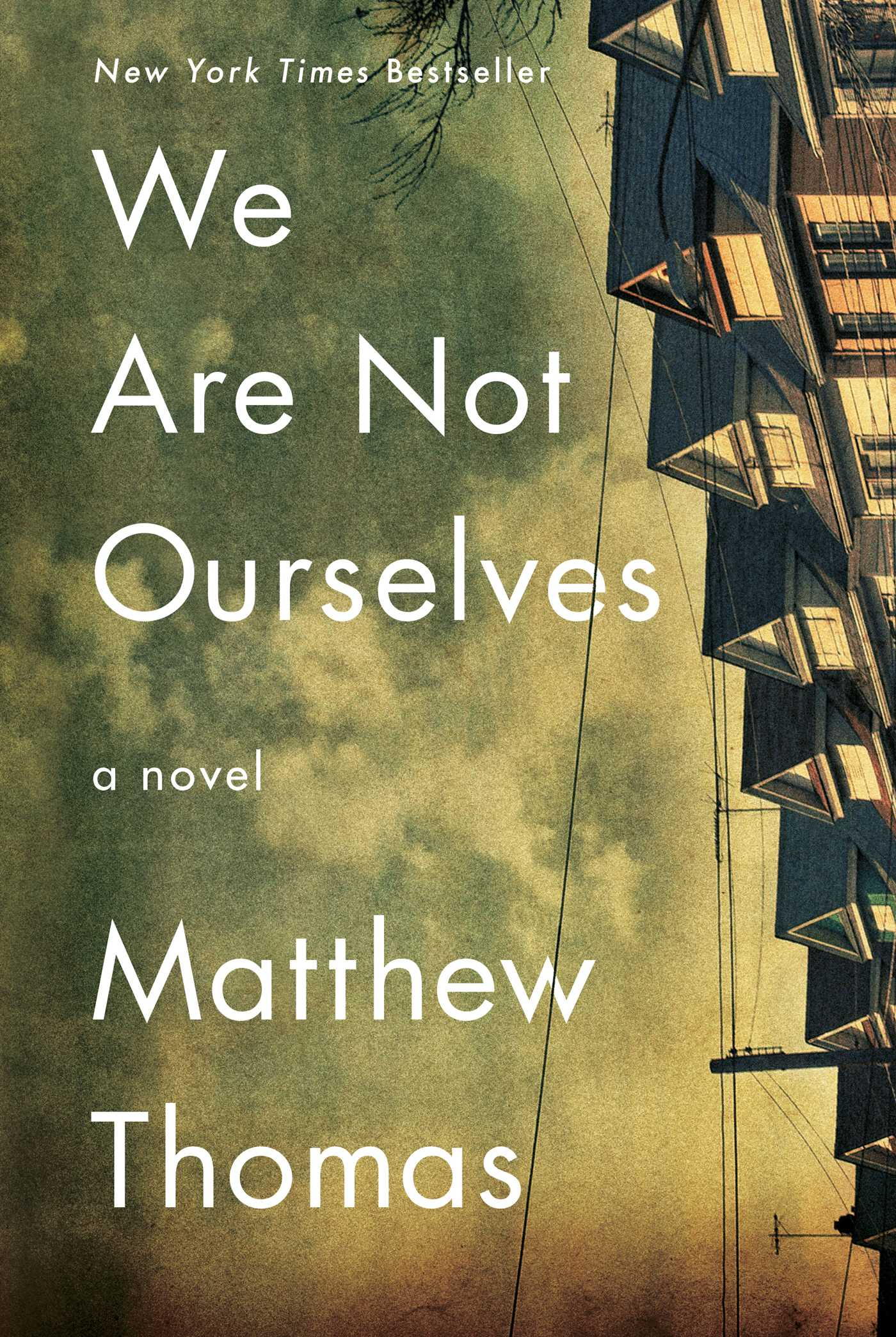 We are not ourselves special signed edition 9781501106644 hr