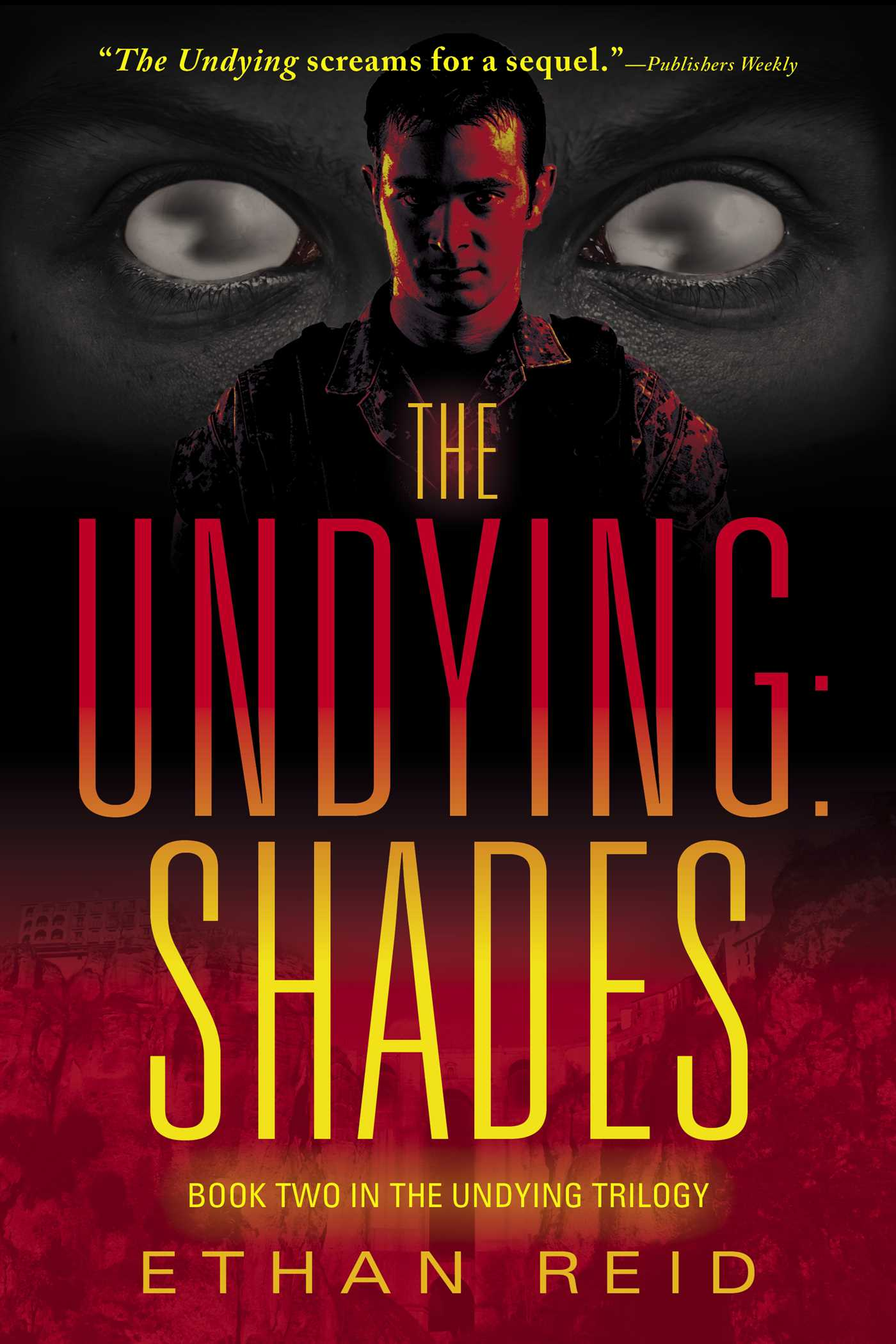 The undying shades 9781501106828 hr