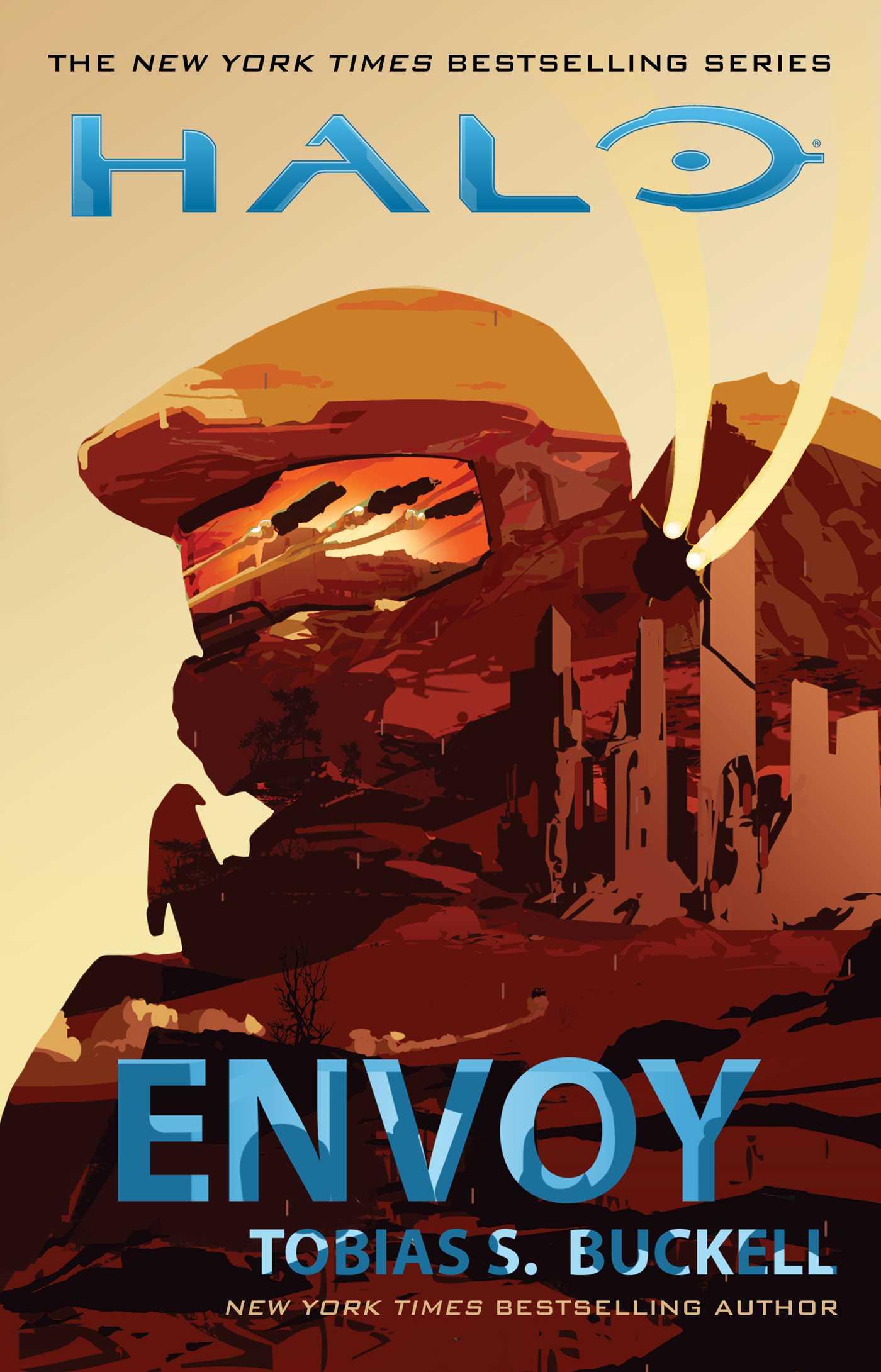 Halo envoy 9781501106873 hr