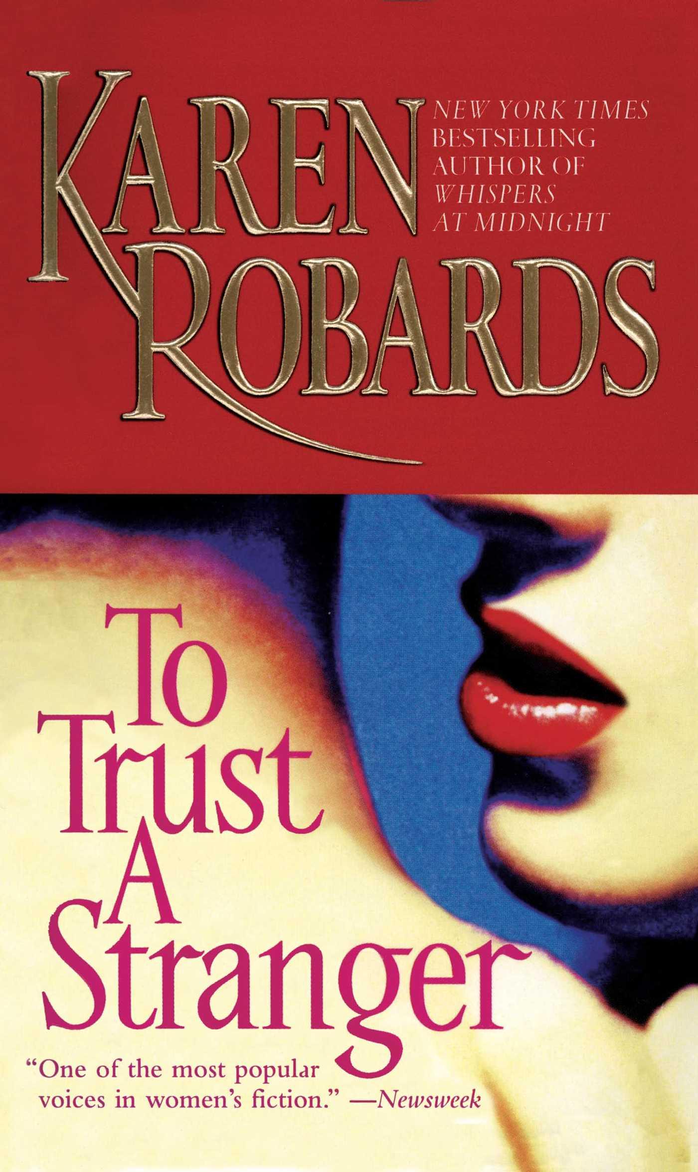 To trust a stranger 9781501107306 hr