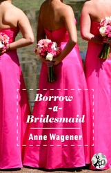 Borrow-A-Bridesmaid book cover