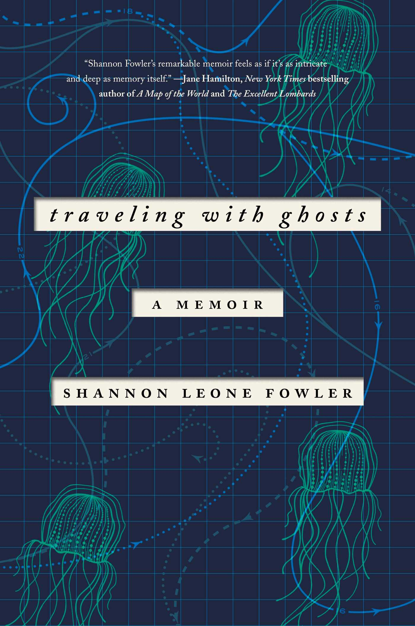 Traveling with ghosts 9781501107870 hr