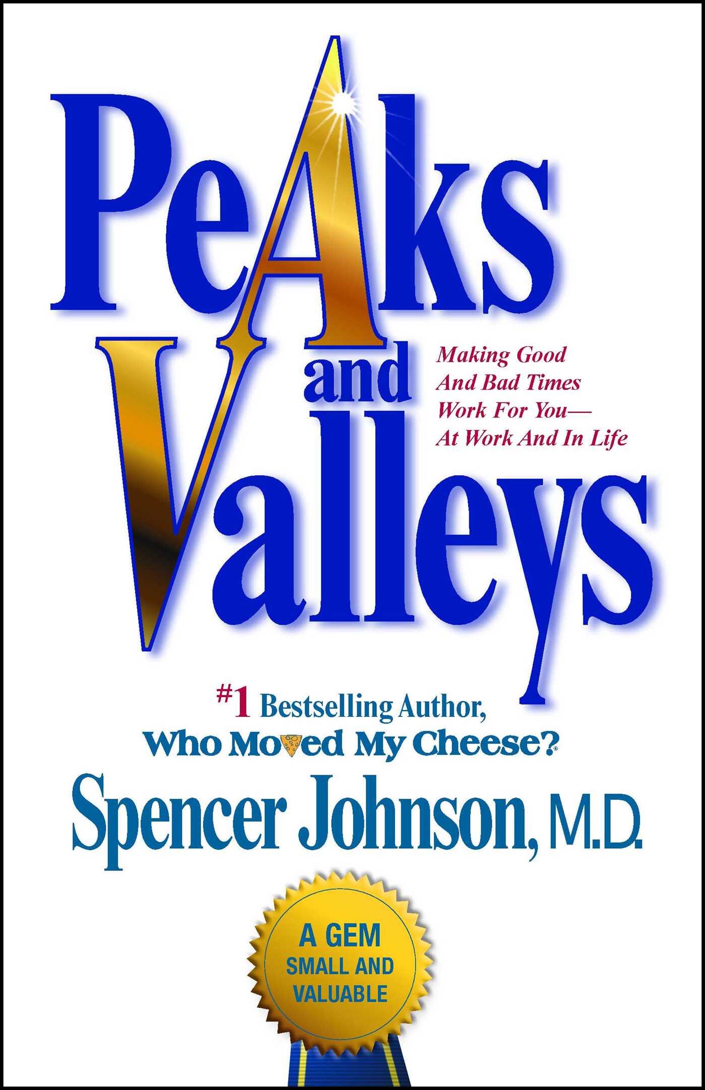 Peaks and valleys 9781501108082 hr