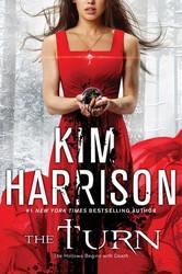 Kim Harrison book cover