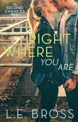 Right Where You Are book cover